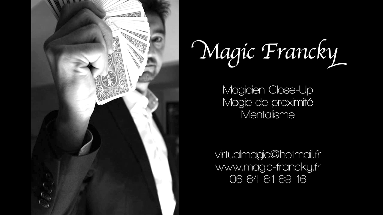 magicien MAGIC-FRANCKY , MONTAUBAN TOULOUSE