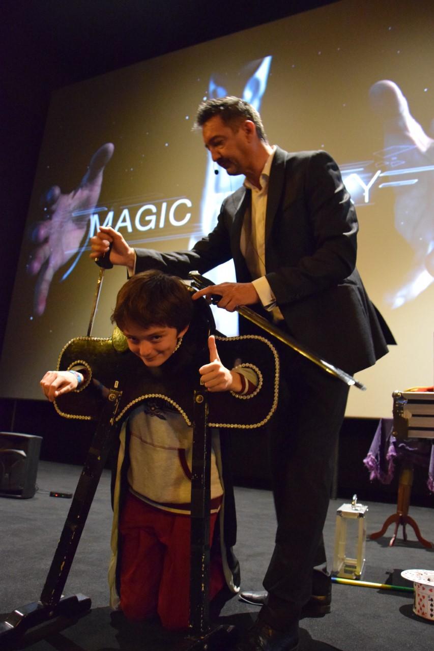 magicien enfant toulouse